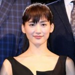二年前にグダグダだった綾瀬はるかがNHK紅白歌合戦の司会に抜擢された。もう泣くことはない?