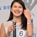 維新の党代表・松野頼久の娘、次女の松野未佳がミス日本2016グランプリ受賞!慶応美女と話題!身長や年齢、高校など【画像動画あり】