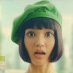 グリーンダカラCMの女優は徳原ありさ!沖縄出身のハーフモデル?